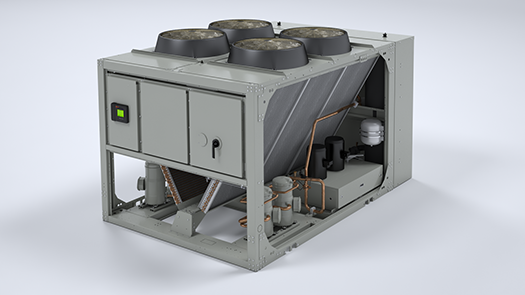 CGAM Air-Cooled Scroll Chiller