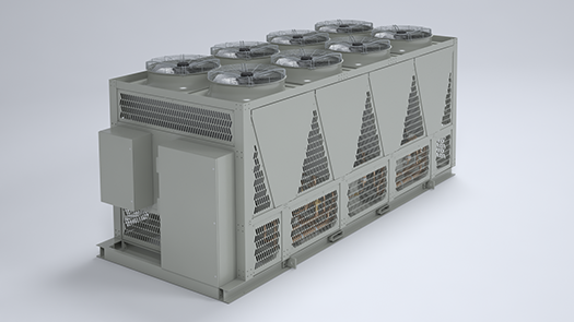 Air-Cooled Oil-Free Magnetic Bearing Chillers by Arctic