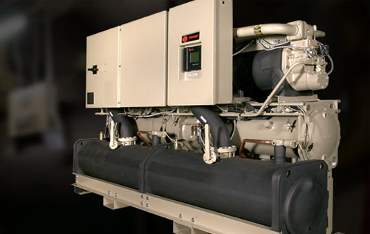 Series R™ Helical Rotary Chiller<br>Model RTWD