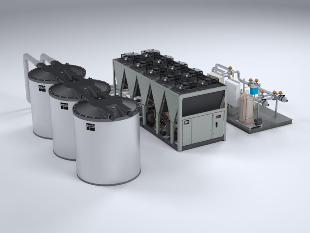 Thermal Battery™ Air-Cooled Chiller Plant