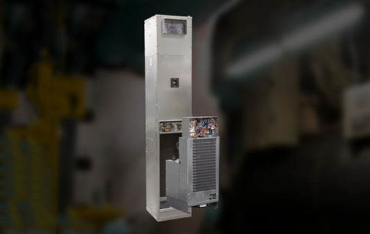 Axiom™ Vertical Stack Water Source Heat Pump