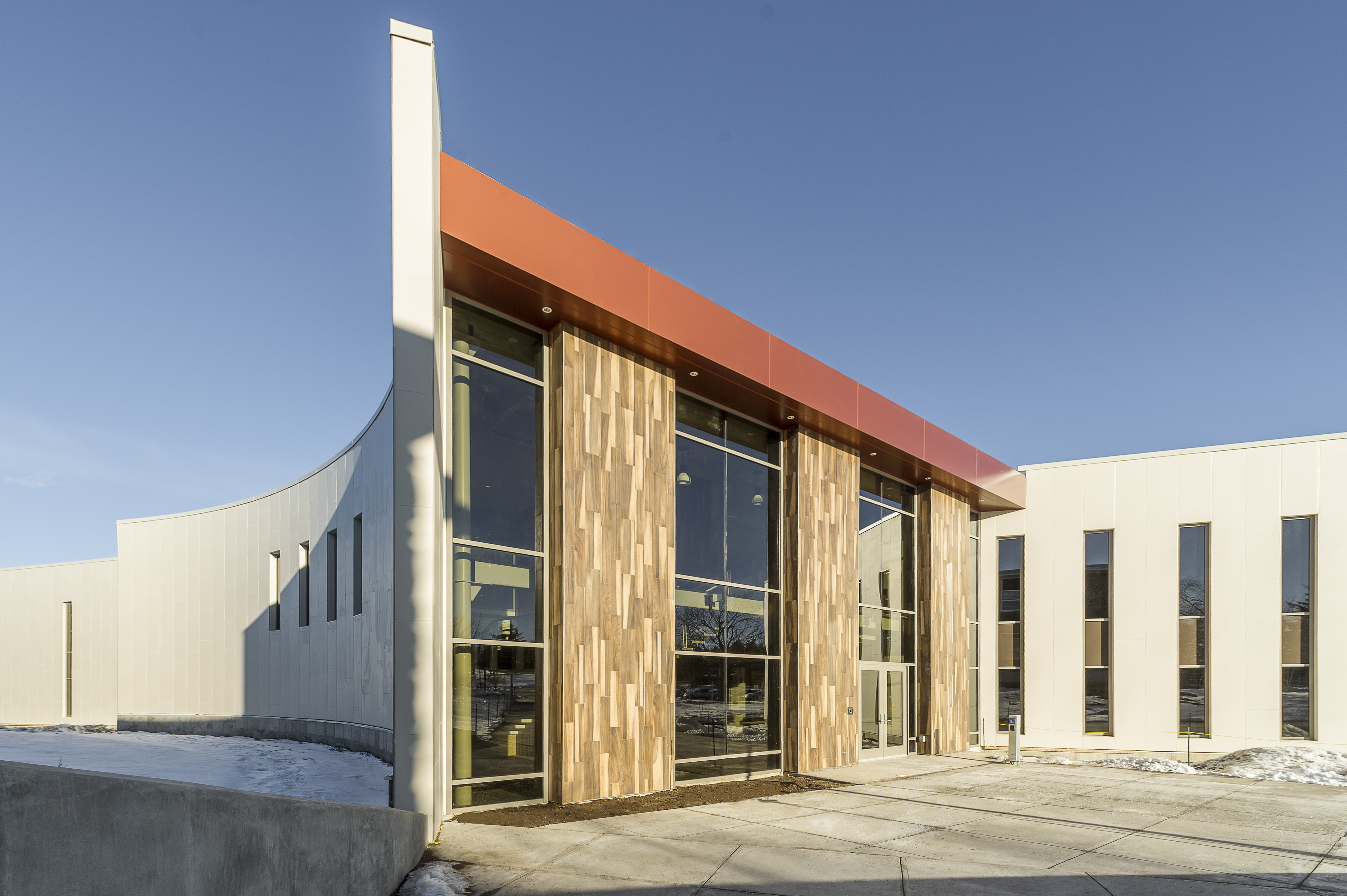 The Colaborative Learning Center at Jefferson Community College for Mach Architecture