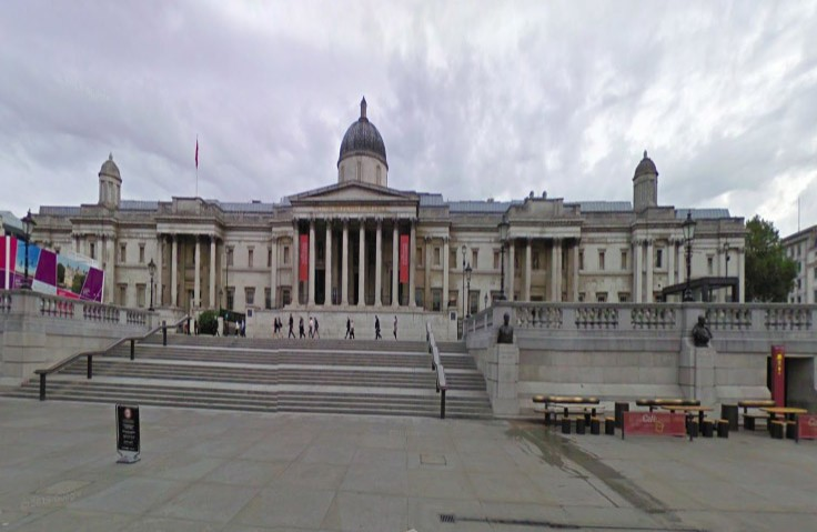 NATIONAL GALLERY (google maps)